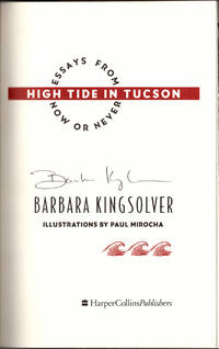 image of High Tide in Tuscon: Essays from Now or Never.