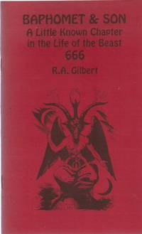 Baphomet and son: a little known chapter in the life of 666 [broché]