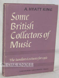 Cambridge: University Press, 1963. cloth, dust jacket. 4to. cloth, dust jacket. xvi, 178 pages. Firs...