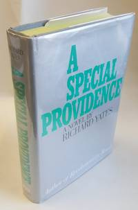 A SPECIAL PROVIDENCE [SIGNED BY AUTHOR]