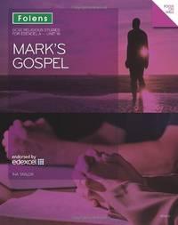 image of Mark's Gospel: Edexcel A Unit 16 Student's Book (GCSE Religious Studies)