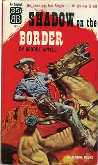image of Shadow on the Border (First Edition)