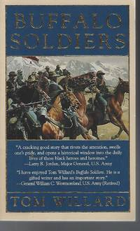 Buffalo Soldiers (Black Sabre Chronicles) by  Tom Willard - Paperback - 1997-02-15 - from Vada's Book Store and Biblio.co.uk