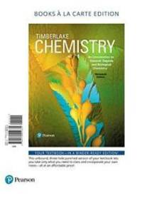 image of Chemistry: An Introduction to General, Organic, and Biological Chemistry, Books a la Carte Plus Mastering Chemistry with Pearson eText -- Access Card Package (13th Edition)