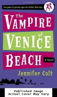 image of The Vampire of Venice Beach: A Novel (Mcafee Twins)