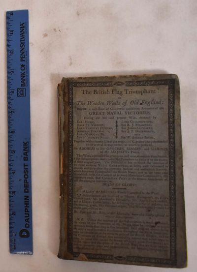London: J. Hatchard, Piccadilly; and J. Asperne, Cornhill, T. Curson Hansard, 1806. Hardcover. Fair ...