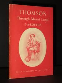 Thomson: Through Masai Land