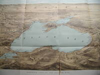image of Bird's Eye View of the Seat of War (Russo-Turkish War).