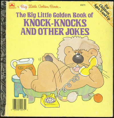 Image for BIG LITTLE GOLDEN BOOK OF KNOCK-KNOCKS AND OTHER JOKES