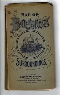 Boston and surroundings