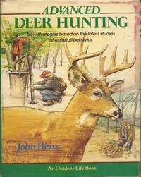 image of Advanced Deer Hunting: New Strategies Based on the Latest Studies of Whitetail Behavior