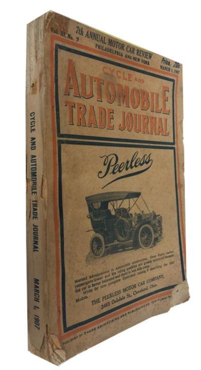 Philadelphia: Trade Advertising and Publishing Co., 1907. Paperback. Fair. illustrations, index, 536...