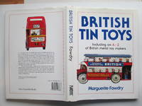 image of British tin toys: including an A-Z of British metal toy makers