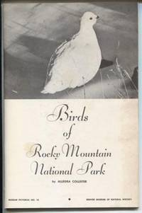 Annotated Checklist of Birds of Rocky Mountain National Park and Shadow  Mountain Recreation Area in Colorado
