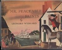 MR. PEACEABLE PAINTS