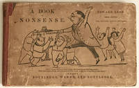 A BOOK OF NONSENSE with many new pictures and verses