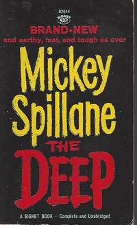 The Deep by Spillane, Mickey - 1962-01-01