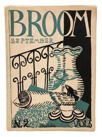 Broom: An International Magazine of the Arts. Volume 5, Number 2