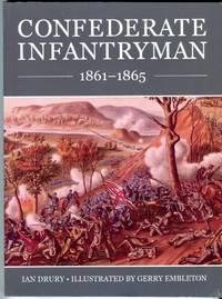 image of Confederate Infantryman 1861-1865