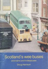 Scotland's Wee Buses and Trams and Trolleybuses.
