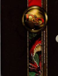 image of Dungeons and Dragons Core Rulebook Gift Set, 4th Edition