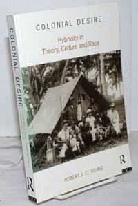 image of Colonial desire, hybridity in theory, culture and race