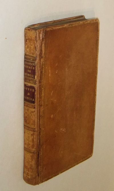 London: J. Nourse, 1759. xiii, (1), 337, (1 errata) pp. b/w folding map. First English edition,