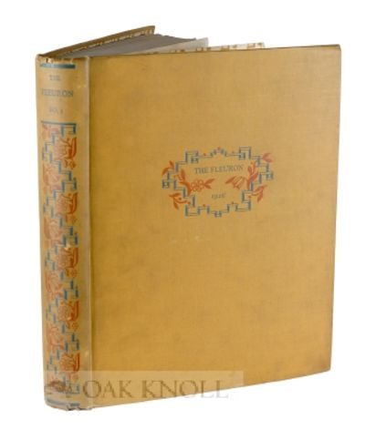 Cambridge: The University Press, 1926. cloth. 4to. cloth. xvi, 205, (21) pages. Vol. V. Limited to 1...