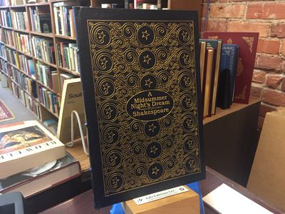 Easton Press. Hardcover. Very Good. B07HY52JQ2 Full dark blue leather binding with 3 raised bands on...