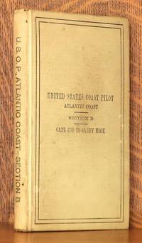 image of UNITED STATES COAST PILOT, ATLANTIC COAST SECTION B, CAPE COD TO SANDY HOOK 1918