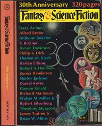 The Magazine of Fantasy & Science Fiction, October 1979 (Vol 57, No 4)