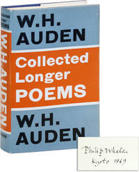 Collected Longer Poems [Philip Whalen's Copy, Signed]