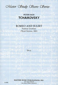 image of Romeo and Juliet Fantasy-Overture (Third Version, 1880)
