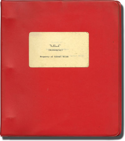 N.p.: N.p., 1973. Draft script for an unproduced film. Paul is a little person dealing with life the...