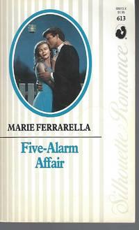 Five-Alarm Affair (Silhouette Romance)