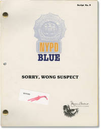 image of NYPD Blue: Sorry, Wong Suspect (Original screenplay for the 1995 television episode)