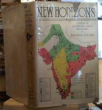 image of NEW HORIZONS. A study of Australian-Indian Relationships
