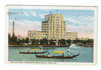 Postcard of Flamingo Hotel Miami