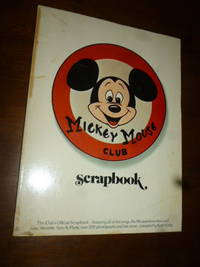 image of The Mickey Mouse Club Scrapbook