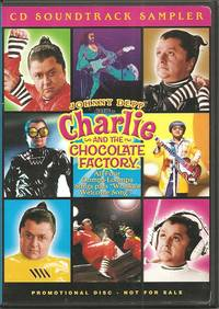 Johnny Depp Charlie and the Chocolate Factory Soundtrack Sampler