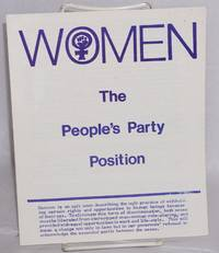 Women, the People's Party position