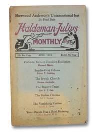 Haldeman-Julius Monthly, April 1928, Vol. VII, No. 5