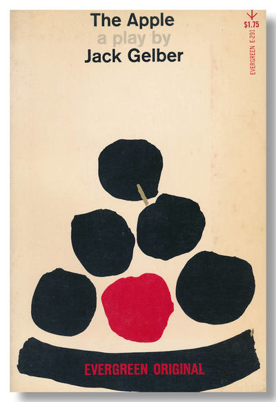 New York: Grove Press, 1961. Stiff decorated wrappers. First edition, an Evergreen paperbound origin...