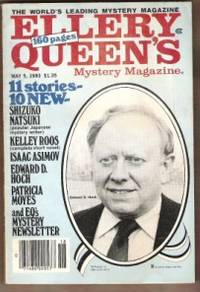 ELLERY QUEEN'S MYSTERY MAGAZINE May 1980, Vol. 75, No. 5