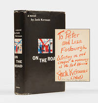 On the Road. by  Jack KEROUAC - Signed First Edition - 1957 - from Peter Harrington and Biblio.com