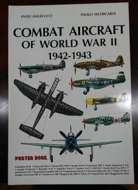 Combat Aircrafts Of WW II 1942-1943 (World Combat Aircraft Poster Book Series)