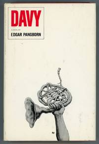 DAVY by  Edgar Pangborn - First Edition - 1964 - from L. W. Currey, Inc. (SKU: 153626)