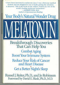 MELATONIN Your Body's Natural Wonder Drug