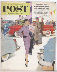 The Saturday Evening Post.  1952 - 01 - 05
