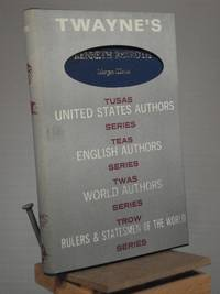 Kenneth Rexroth [Twayne's World Authors Series] by Morgan Gibson - 1st Edition 1st Printing - 1972 - from Henniker Book Farm and Biblio.co.uk
